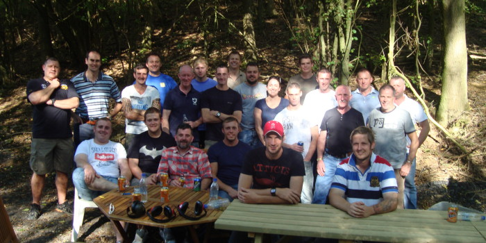 10 year anniversary celebrations, most of whom are still with the company