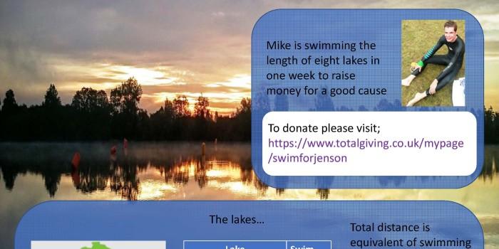 Swim for Jenson